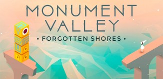 Monument Valley Forgotten Shores