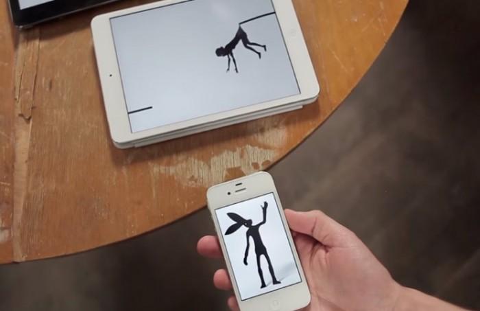 Original vídeo creado con dispositivos Apple