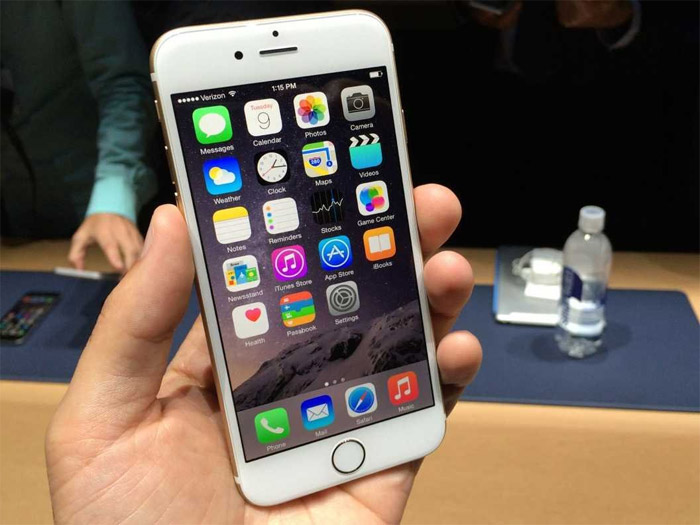 Pantalla del Apple iPhone 6