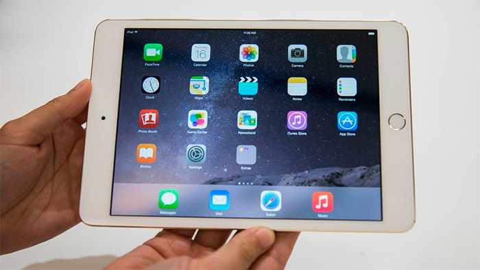 Pantalla del iPad Mini 3