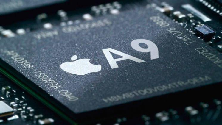 Procesador A9 del iPhone 6s Plus