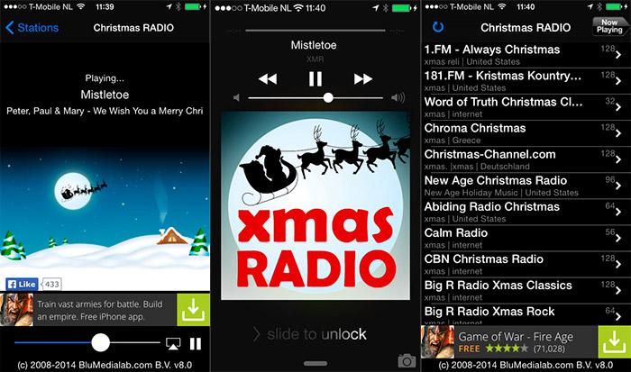 Radio de la Navidad