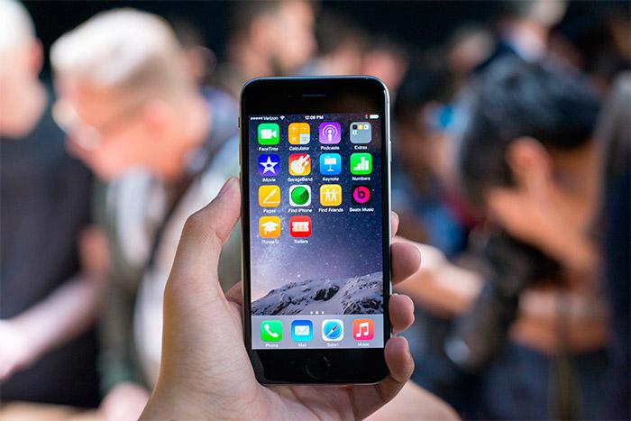 Ram del iPhone 6