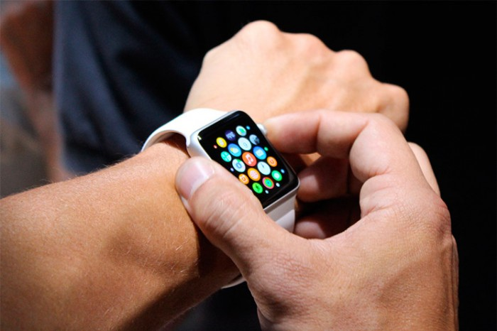 Resoluciones de las pantallas del Apple Watch