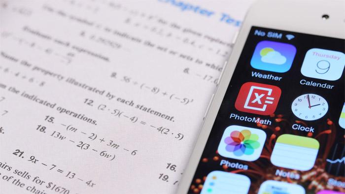 Resuelve ecuaciones con una foto