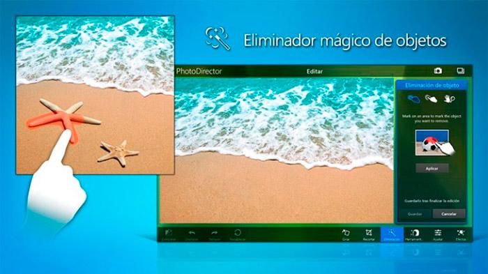 Retocar fotos en tu iPhone con PhotoDirector