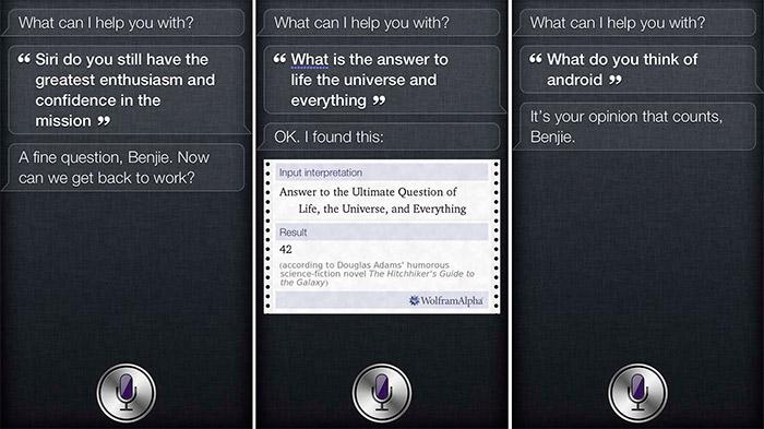 Sacar el máximo provecho de Siri