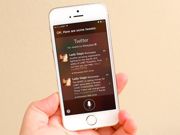 Siri lee por ti
