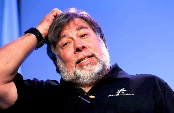 Steve Wozniak confía en el iWatch