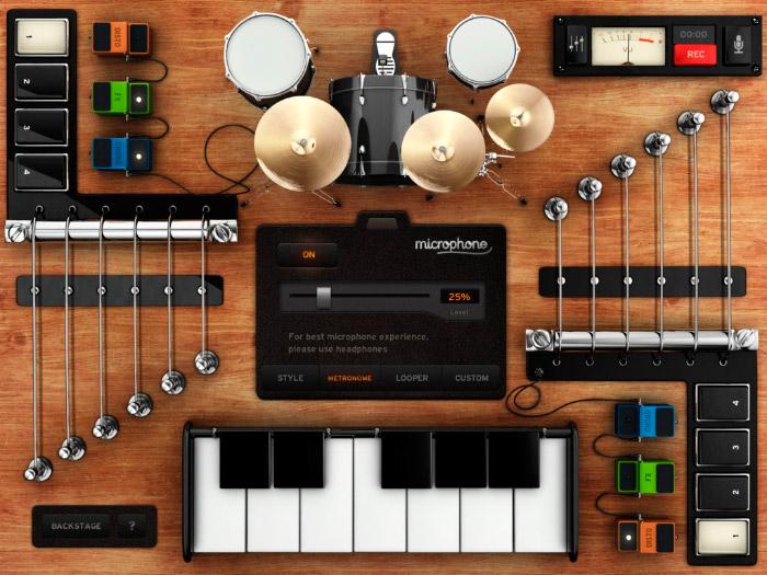 Toda una banda de música en tu iPad