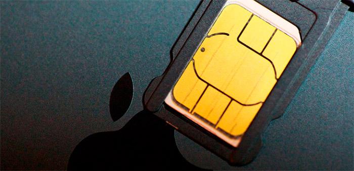 Ventajas de la Apple SIM