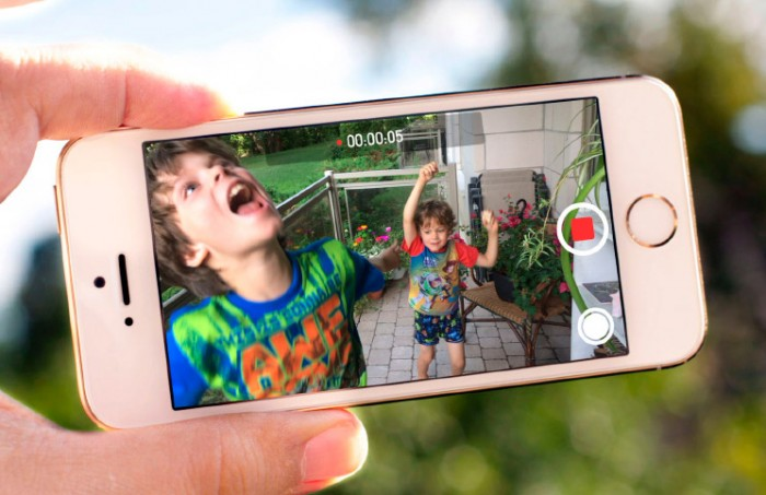 Ver vídeos de iCloud en iPhone