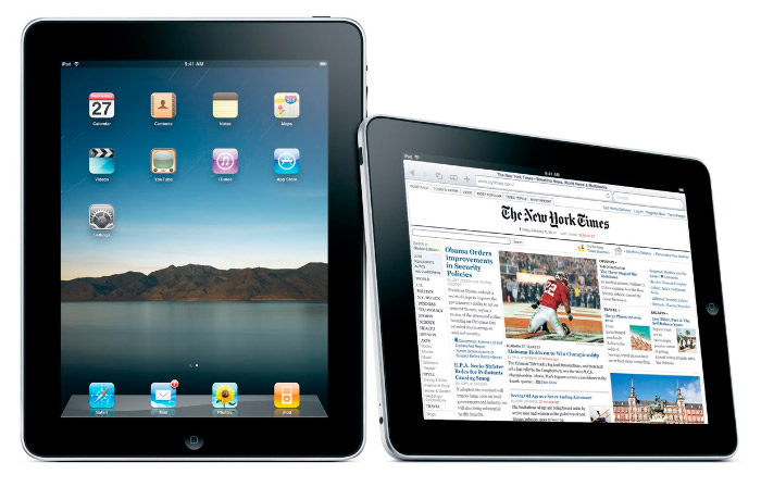 iPad 2, la tablet más utilizada de Apple