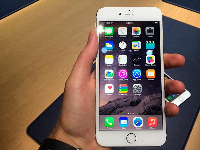 iPad Mini 3 vs iPhone 6 Plus