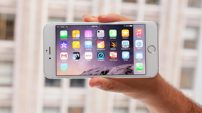iPad Mini 3 vs iPhone 6