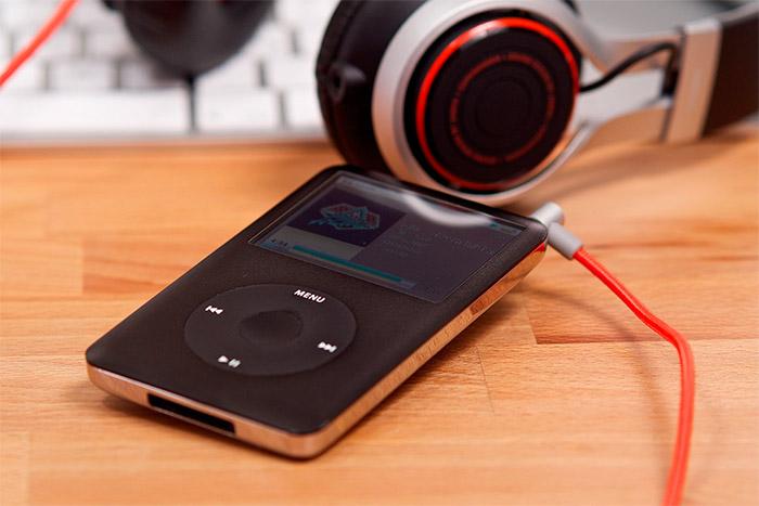 iPod Classic cargando