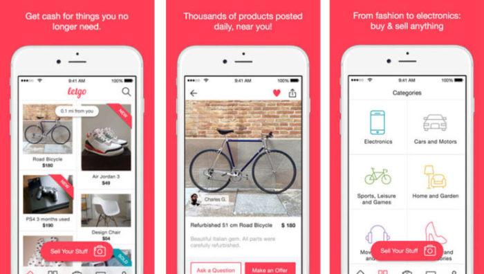 Las 5 mejores apps para iPhone para comprar y vender de segunda mano