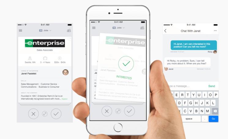 Las 7 mejores aplicaciones iOS para encontrar trabajo